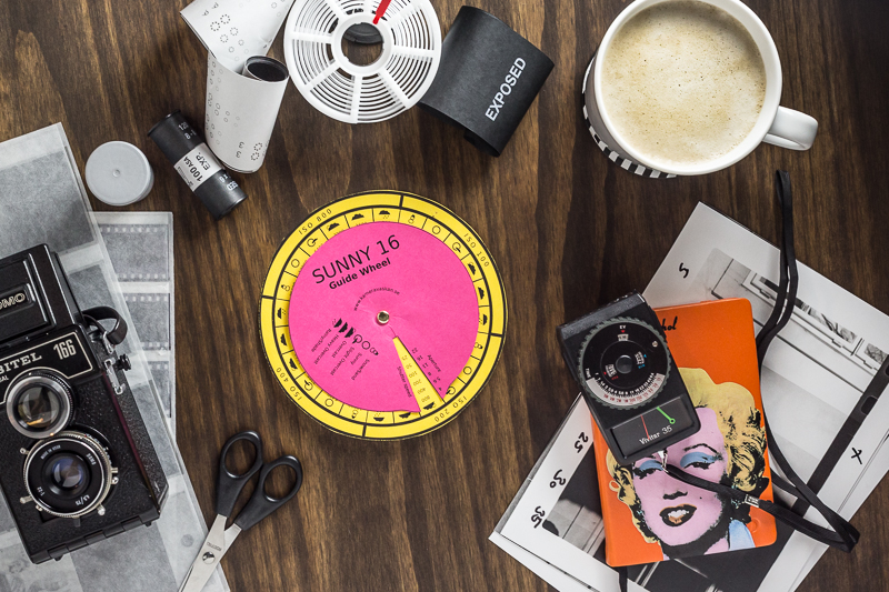 The Sunny 16 Guide Wheel